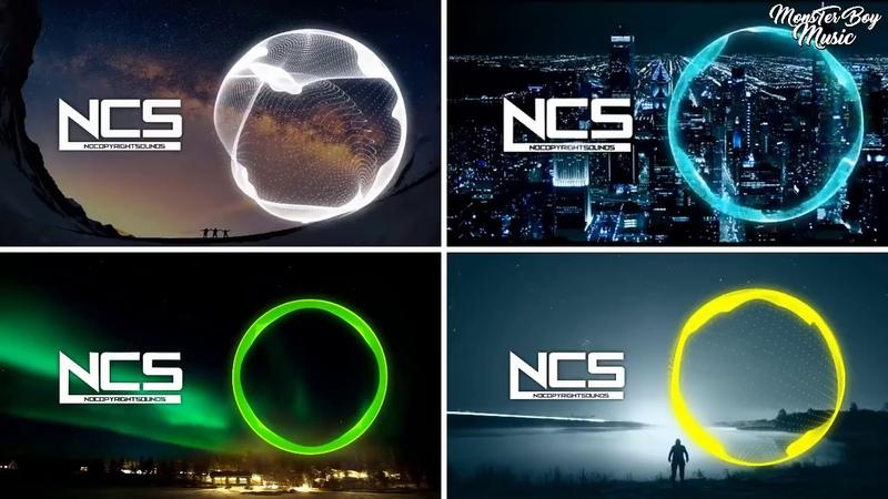 4 The Most Popular of NCS NoCopyrightSounds Cartoon Disfigure Electro Light Janji