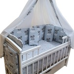 Акция! Распродажа балдахинов в детскую кроватку. Цена 99 грн. Описание: https://magazinbaby.com.
