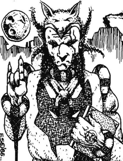 Неудивительно, что патлачи с плохими манерами из Империи используют «козу» как приветствия. Забавно, что как вархаммеровские патлачи тоже на грани вымирания,
