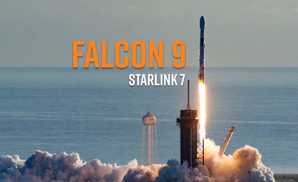 STARLINK 7 | FALCON 9 BLOCK 5 | EVERYDAY ASTRONAUT