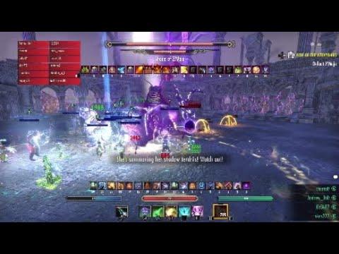 Как мы проходим nCloudrest 3 Soulgem Guild Run
