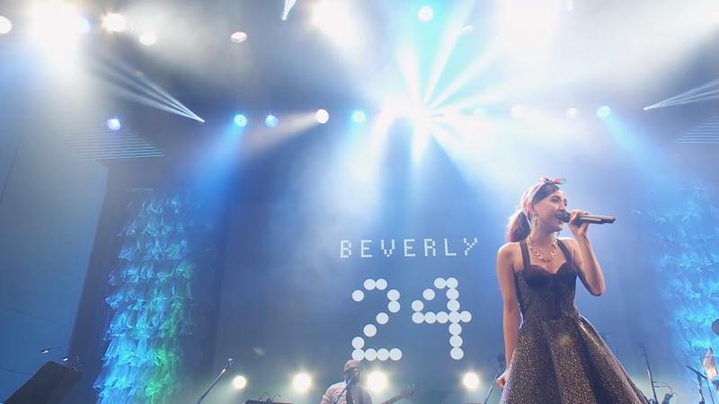 期間限定 Beverly 2nd JOURNEY「24」Tour 2018年7月8日@山野ホール