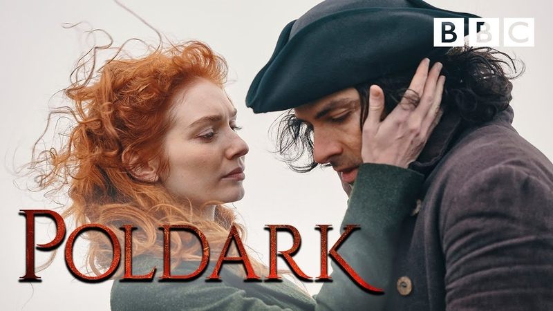 Ross ❤️ Demelza OTP Their entire epic romance 😍 - BBC Poldark