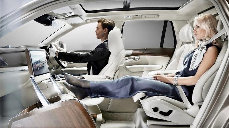 2020 Volvo XC90 Excellence - BEST Luxury SUV 2020