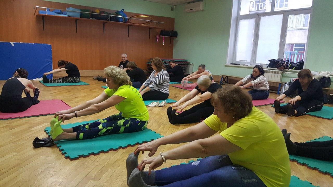 Участники проекта «Московское долголетие» из Выхина-Жулебина займутся танцами с элементами лечебной гимнастики