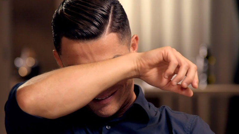 Cristiano Ronaldo Full Interview With Piers Morgan - Breaks Down After Seeing Unseen Footage Of Dad