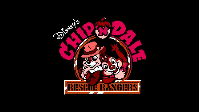 Title Theme (SECAM Version) - Chip 'n Dale Rescue Rangers