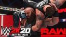 WWE 2K20 Universe Monday Night RAW На Русском 1