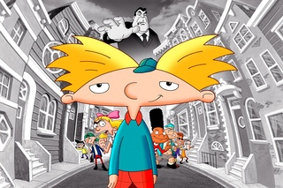 hey arnold characters - HD2000×1334