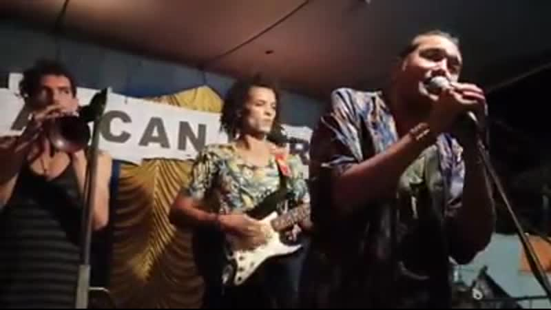 Amadis The Ambassadors ft Inca Jones at ARCAN bar