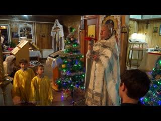 Рождественская Божественная литургия