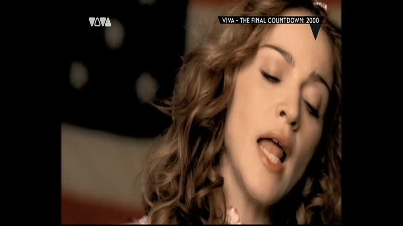 Madonna American Pie VIVA VIVA The Final Countdown 2000