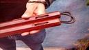 ¿Cómo cambiar la cuerda de un nunchaku? (Himo)