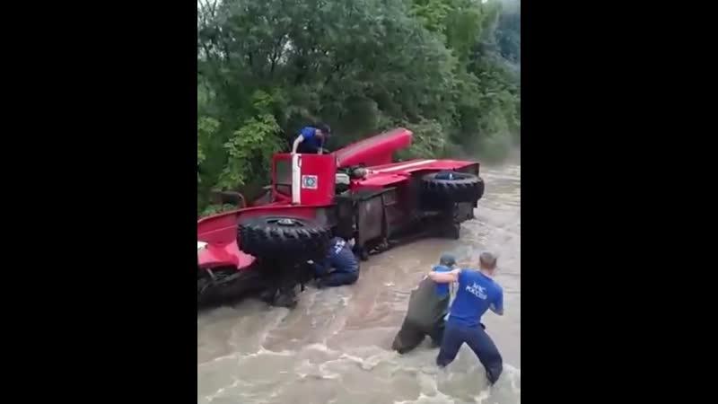 Урал подустал🚒 Приморский край