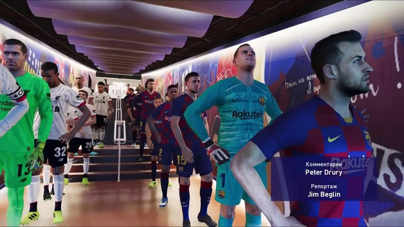 EFootball PES 2020 Automatic Changing Scoreboards V2 by Furkan6141