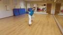 Связка 1 и 2 Артем Горчаков Капоэйра Санкт Петербург Axe Capoeira