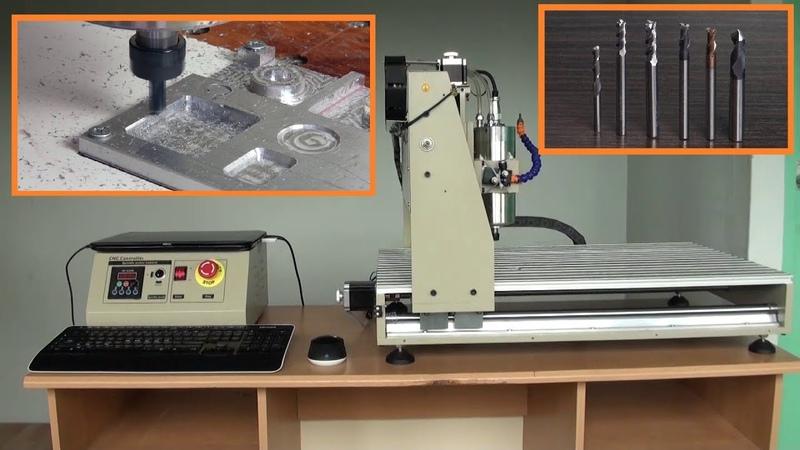 Perfect beginner end mills for Aluminium (CNC Router)