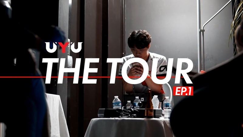The Tour Episode 1 The MIXUP Lyon France