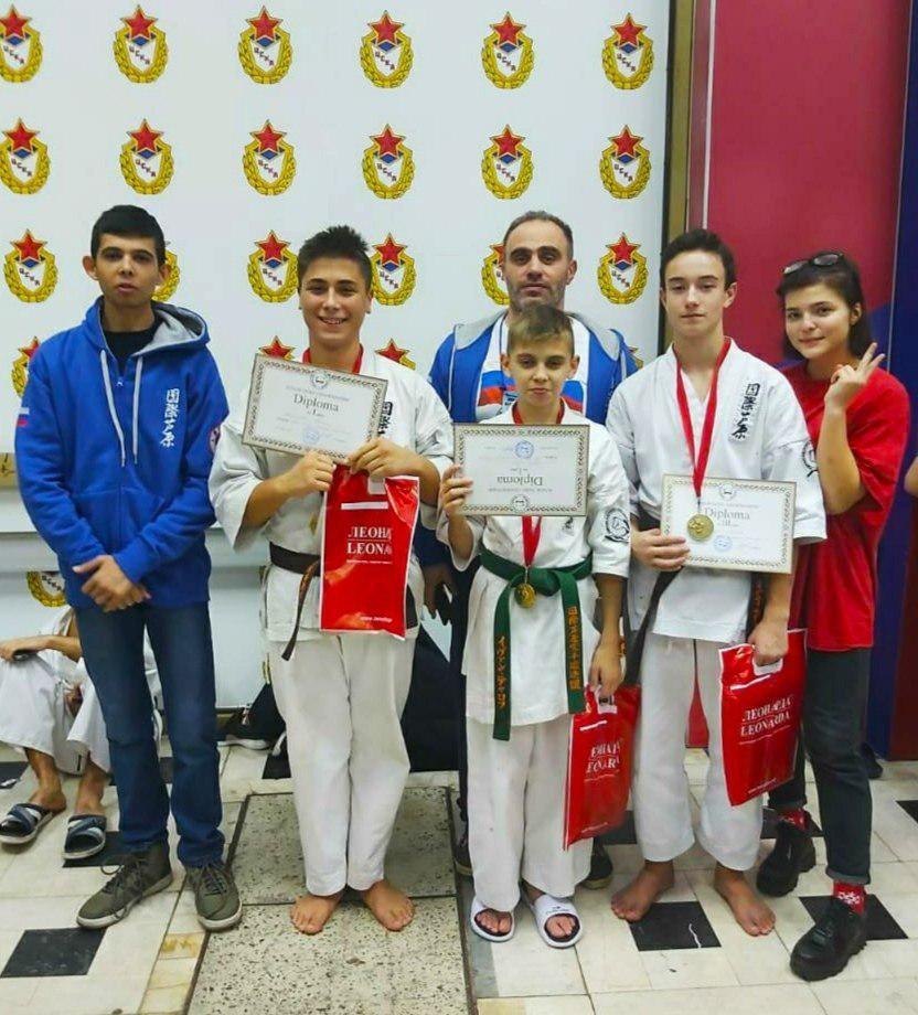 Каратисты из центра «Истоки» в Выхине-Жулебине стали призерами чемпионата мира