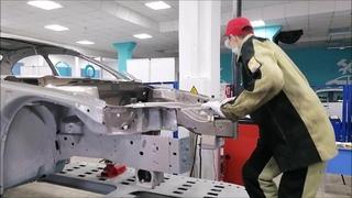 VII Региональный чемпионат НО 2020 Кузовной ремонт