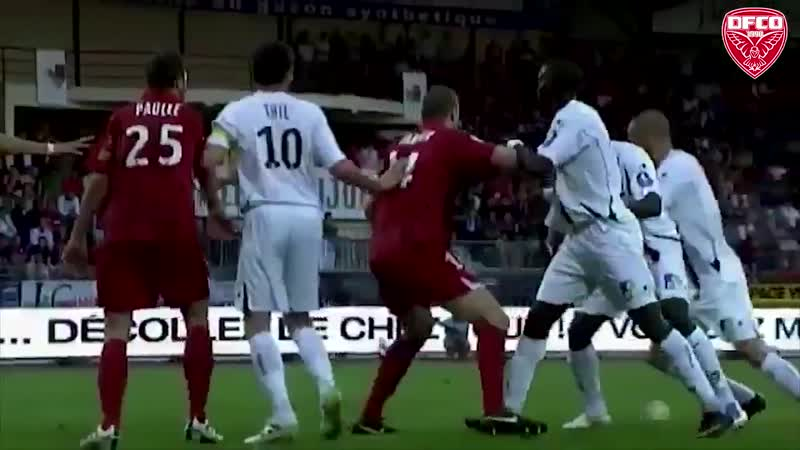 Ligue 2 Видеообзор матча Дижон 1 1 Булонь 37 й тур 20 05 2011г Сезон 2010 2011