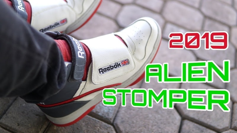 2019 Reebok Alien Stomper 40th Anniversary OG On Feet Review