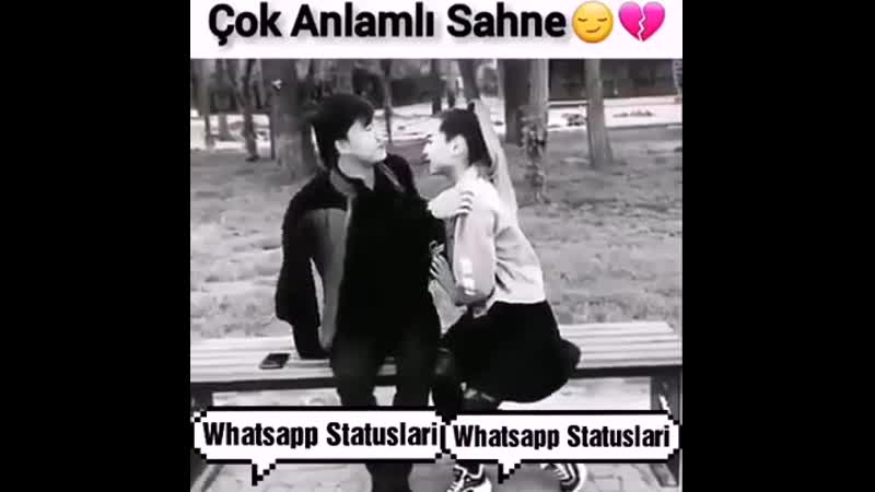 Çox anlamli sahne Whatsapp status ucun status video duygusal menali qemli hezin - AsanYukle.Biz.mp4