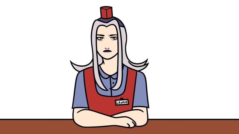 Abbacchio HATES his job [JJBA animatic]