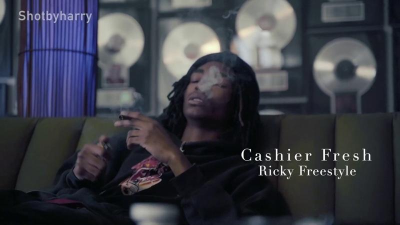 Cashier Fresh RICKY FREESTYLE Music Video