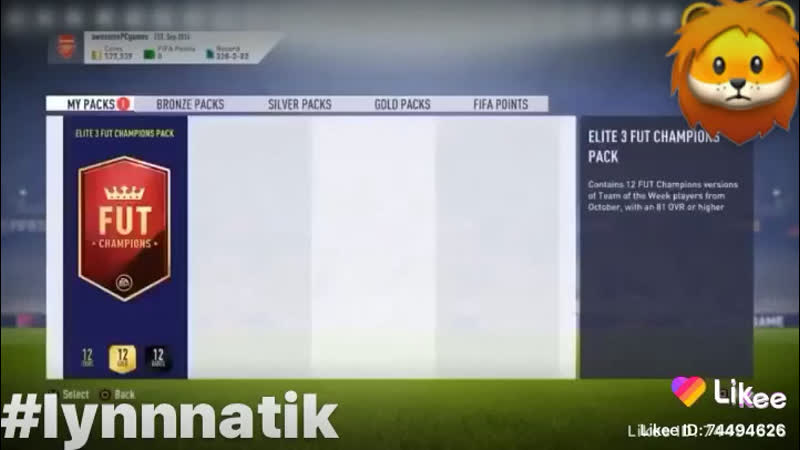 FIFA18 PACK