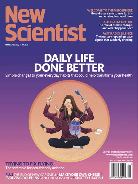 New Scientist - 01.11.2020
