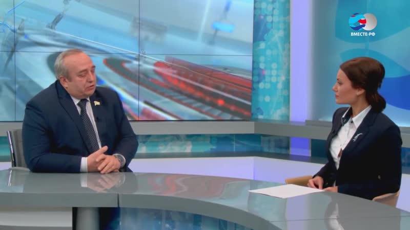 Сенатор Клинцевич не смог сдержать слез рассказывая о гибели радиста в Афганистане