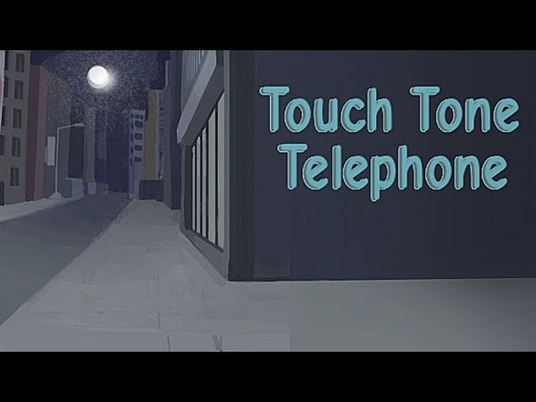 Touch Tone Telephone animation