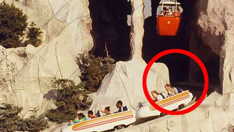 MOST Haunted Rollercoasters in the US
