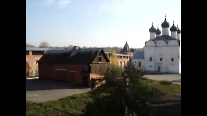 Зарайский кремль - Вид из галереи на 2-ом этаже (1)