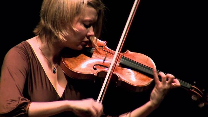 Alina Ibragimova J.S. Bach:Preludio Violin Partita No.3 in E major BWV 1006