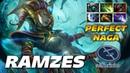 RAMZES666 NAGA SIREN Perfect 900 GPM Dota 2 Pro Gameplay