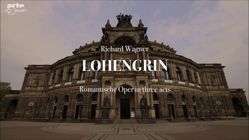 LOHENGRINSEMPEROPER--DEUTSCHE UNTERTITEL..wahrlich schön..!!.