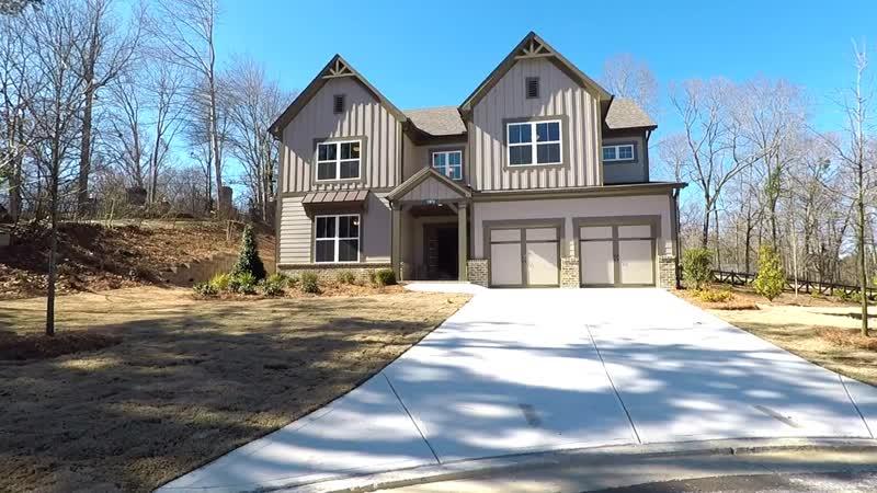Brand NEW 4 Bdrm, 3.5 Bath Home for Sale in North Atlanta