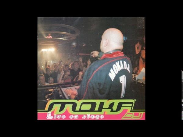 Moka Dj - Close Your Eyes (Club Mix)