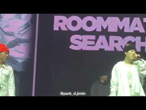 [4K] H1ghr Music Self Intro 하이어뮤직 자기소개 pH-1 피에이치원 단독 콘서트 Roommate Search 직캠 Fancam 200215