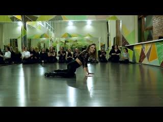 Strip choreo by @tanya_medvedii global deejays sound of san francisco