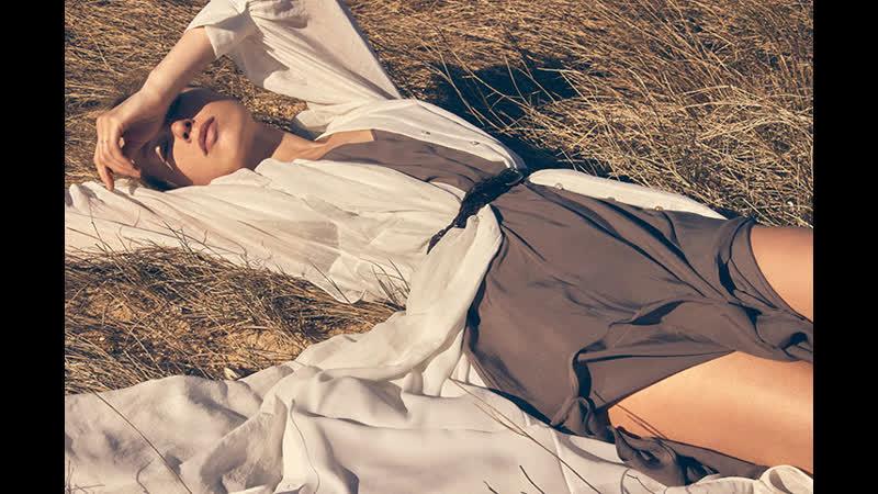 Воздушная коллекция модной летней одежды от Massimo Dutti