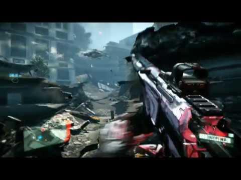 Crysis2 Прохождение Часть 3 Внезапный удар Ярость на дороге