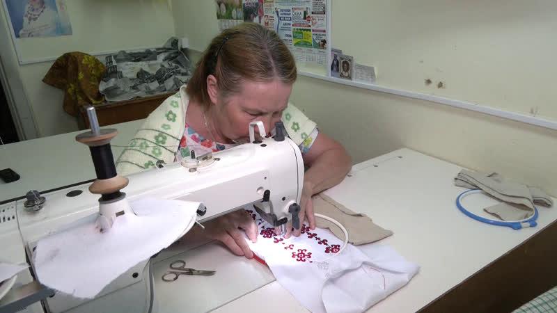 Душа в каждой строчке интервью с директором ателье по пошиву национальной одежды Ольгой Бурдиной