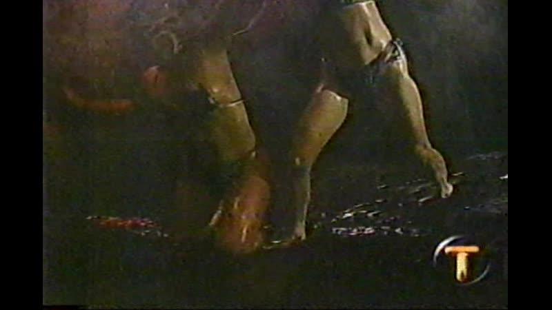Gladiadoras en Aceite - Furia Roja vs Sacha