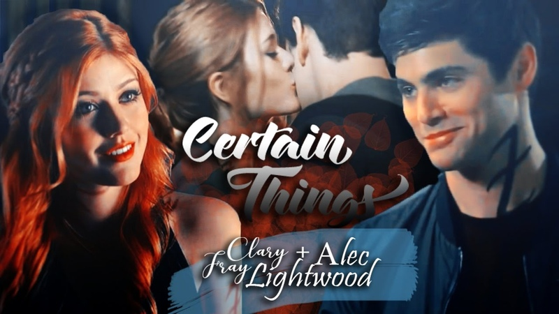 Alec and Clary Certain Things AU S2
