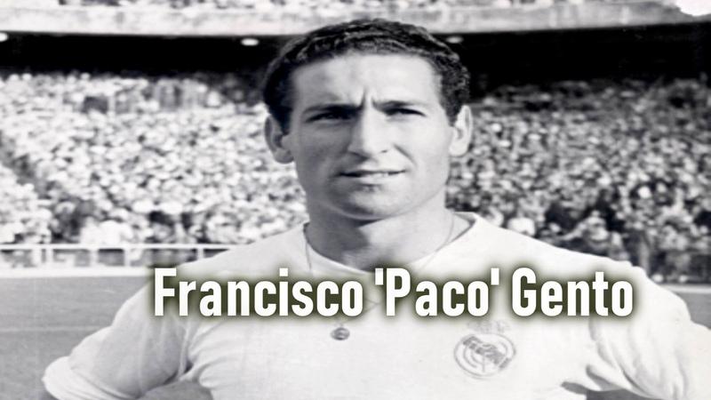 Francisco 'Paco' Gento ● The Storm of Cantabria