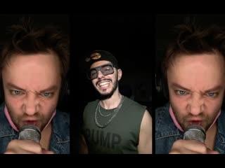 The Black Eyed Peas - Pump It (#СТОПСПЕТО cover Jukebox Trio + Тимур Родригез + Вадим Эйленкриг)