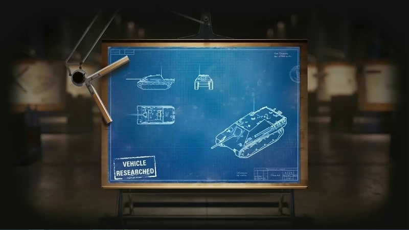 World of Tanks OST Tech Tree Music Blueprint Hangar Loud